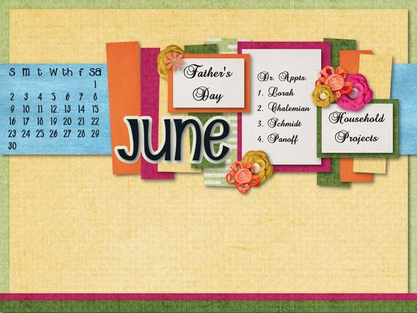 June Desktop