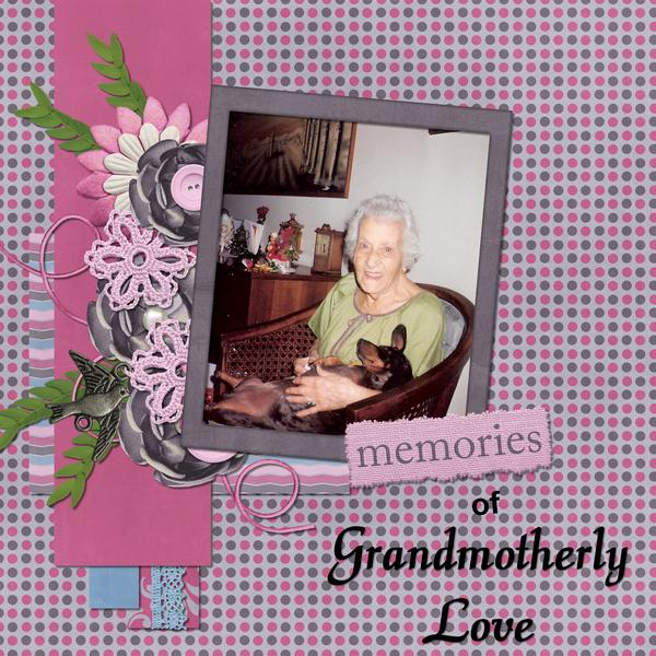 (Memories of) Grandmotherly Love