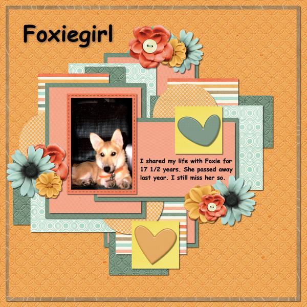 My Foxiegirl