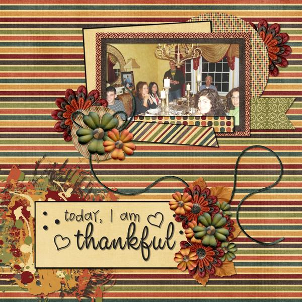 Today, I am Thankful