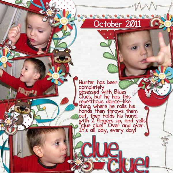 Clue Clue!
