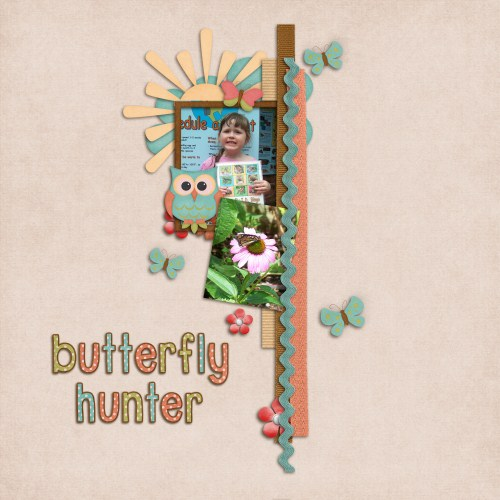 Butterfly Hunter