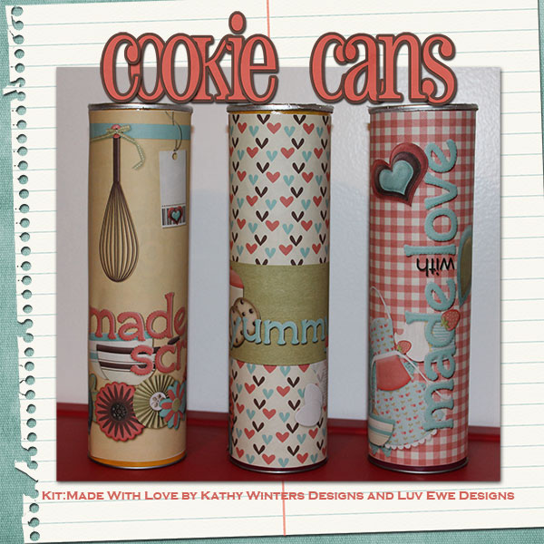 Cookie Cans