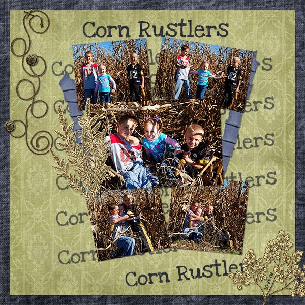 Corn Rustlers