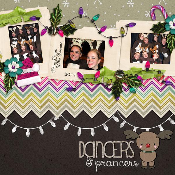 Dancers and Prancers