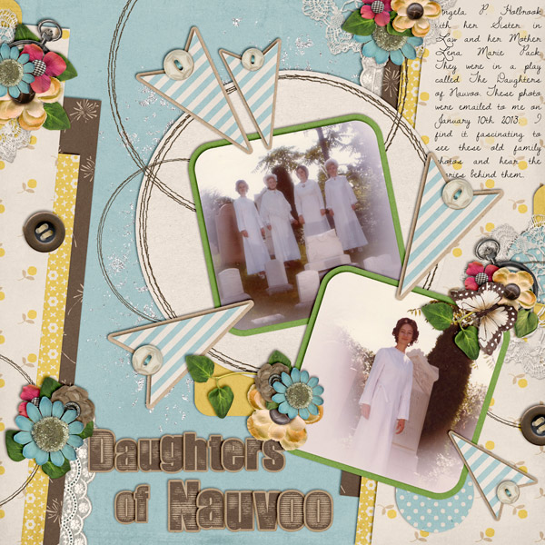 Daughters of Nauvoo