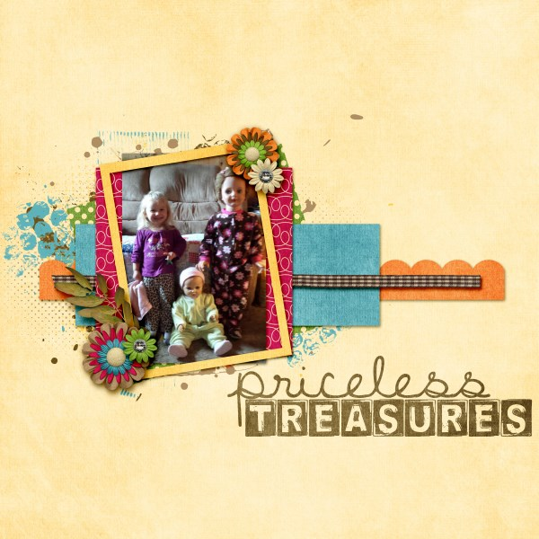 Priceless Treasures