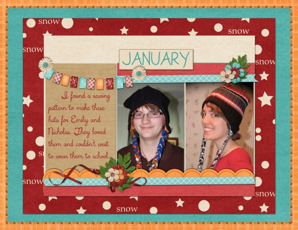 January 2013 Topper