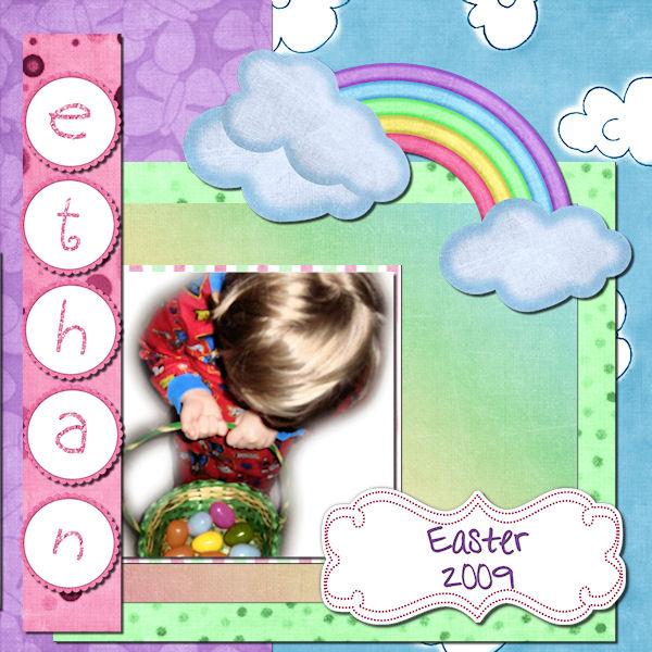 Ethan - Easter - 2009