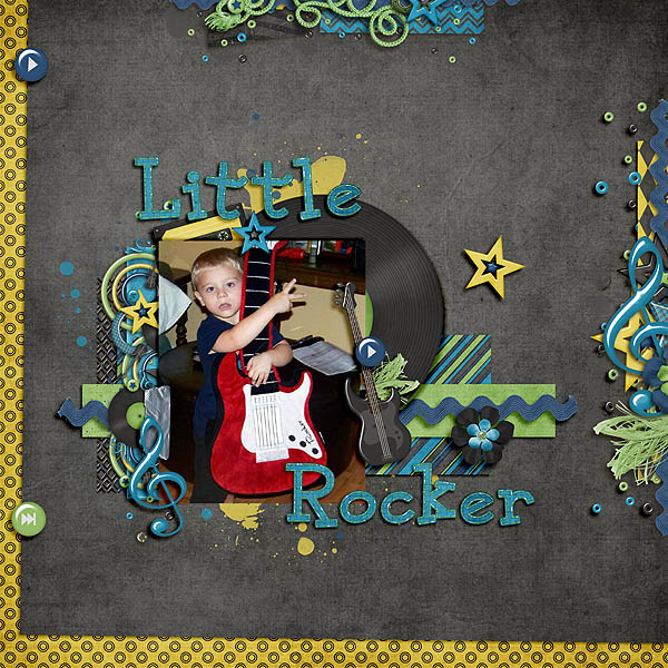 Little Rocker