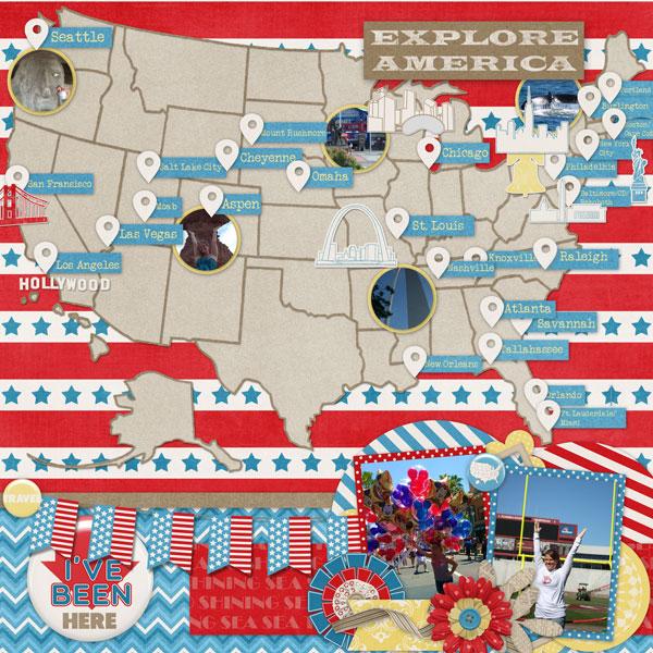 Explore Amercia