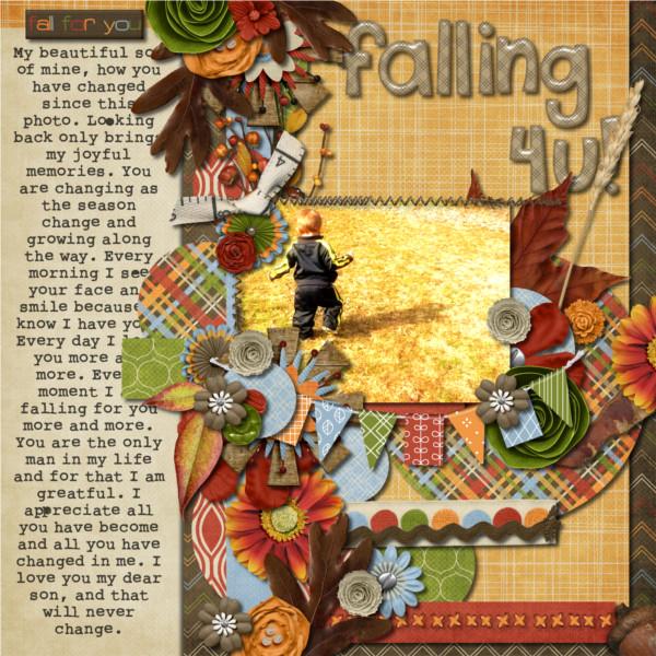 Falling 4 U!