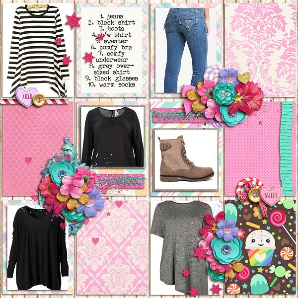 Favorite Clothes