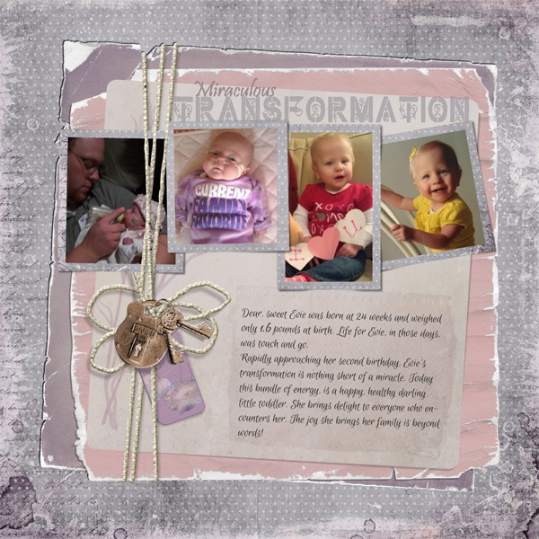 Evie's Miracle Transformation