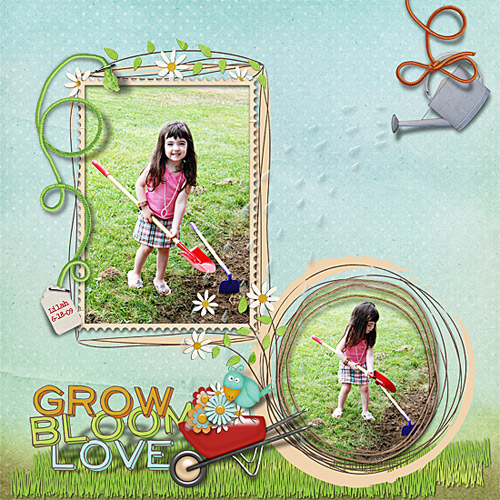 Grow Bloom Love
