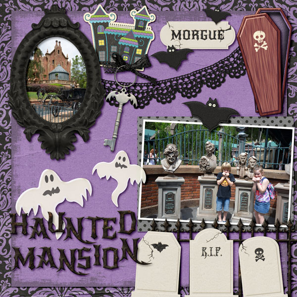 Haunted Mansion - Magic Kingdom - Disney World