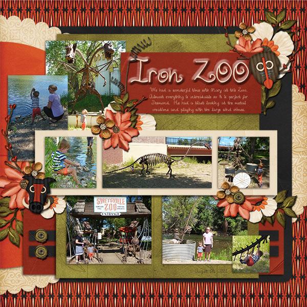 Iron Zoo