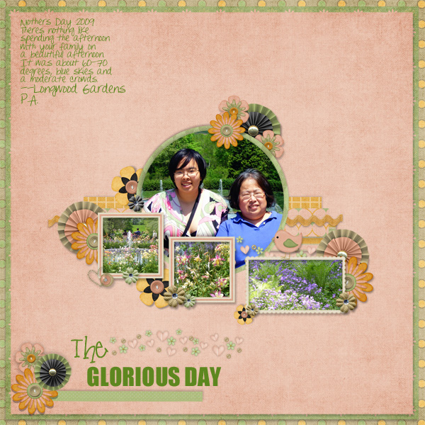 The Glorious Day