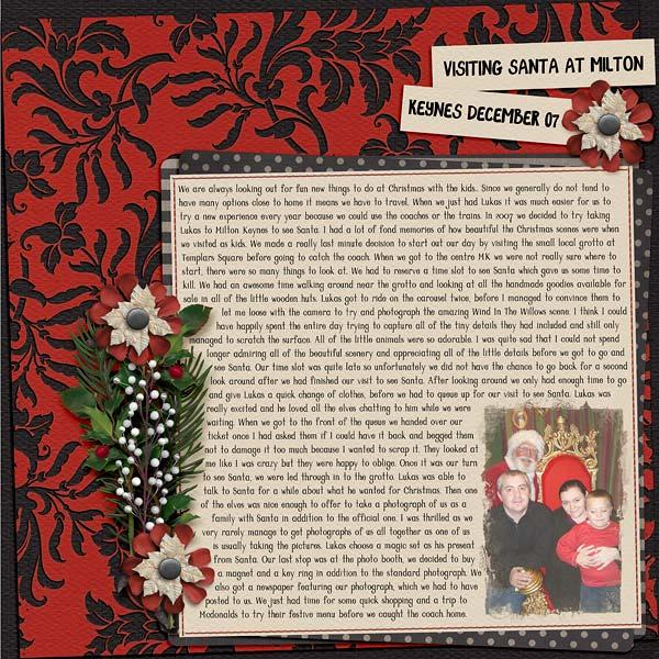 Santa At Milton Keynes