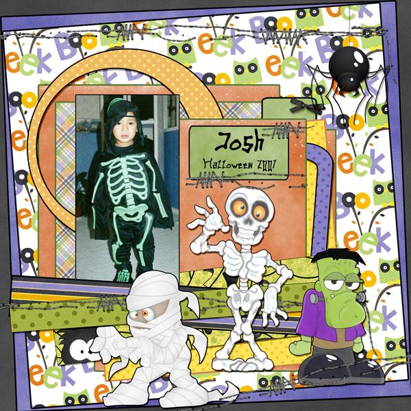 Josh Halloween