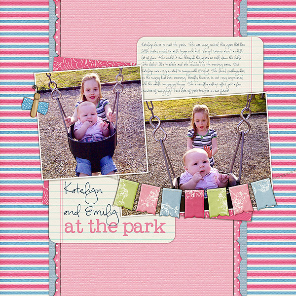 K and E at the Park