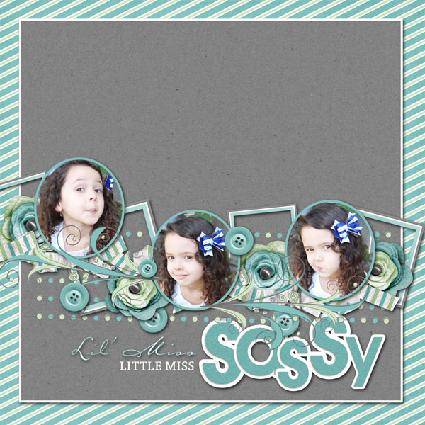 Lil' Miss Sassy