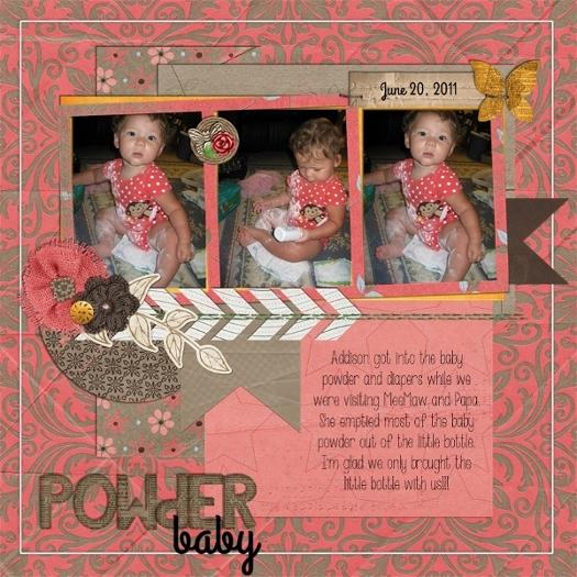 Powder Baby