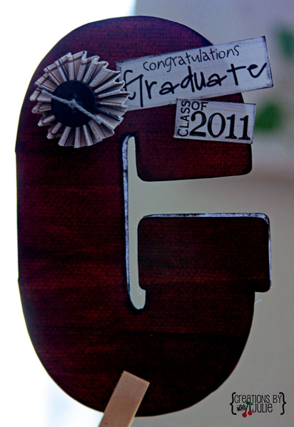 G=Graduation Card