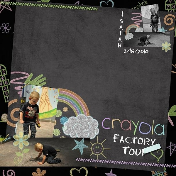 Crayola Factor Tour
