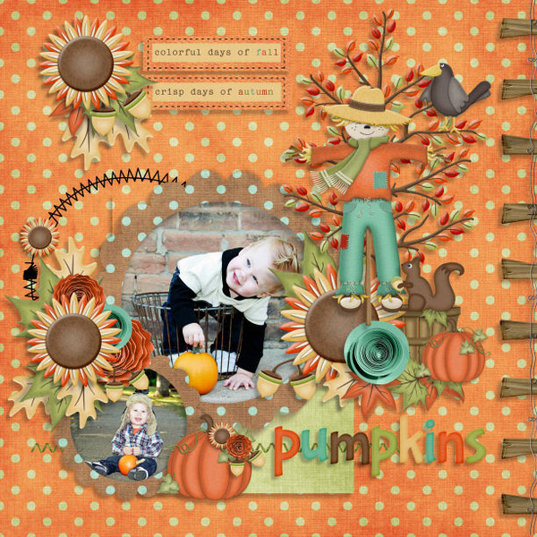 Fall is Pumpkins!