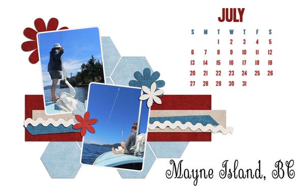 Jen & Maddy - July 2014 Desktop