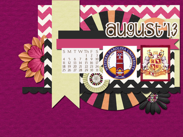 July 2013 Desktop Challenge