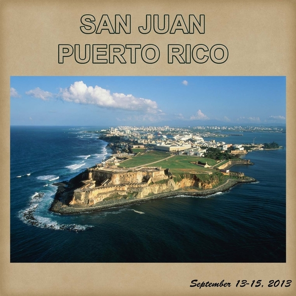San Juan Cover