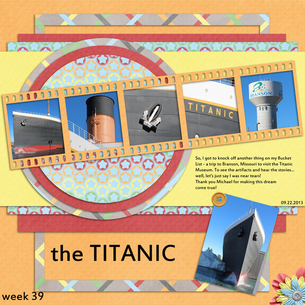 Week 39 - Titanic