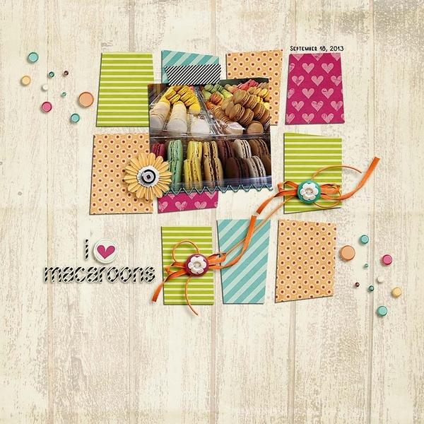 I {heart} macaroons