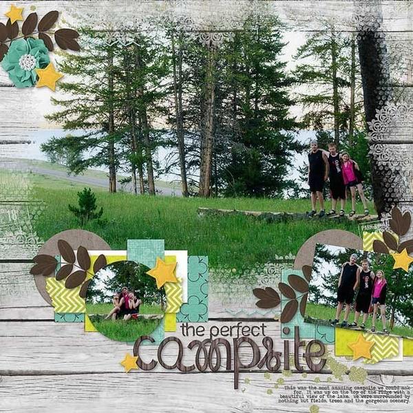 ~Perfect Campsite~