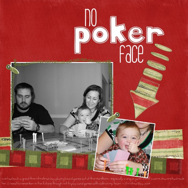 No Poker Face