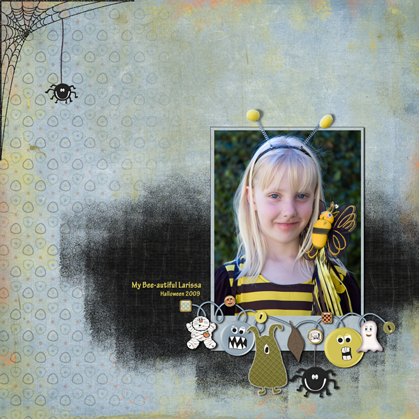 My Bee-autiful Larissa