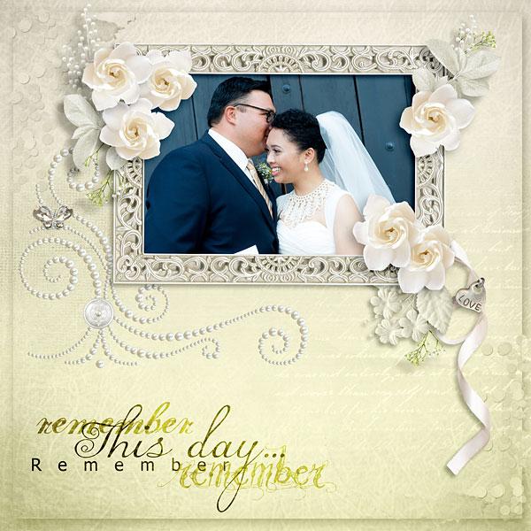 Wedding page 2