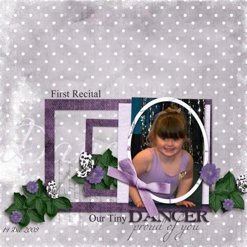 Our Tiny Dancer