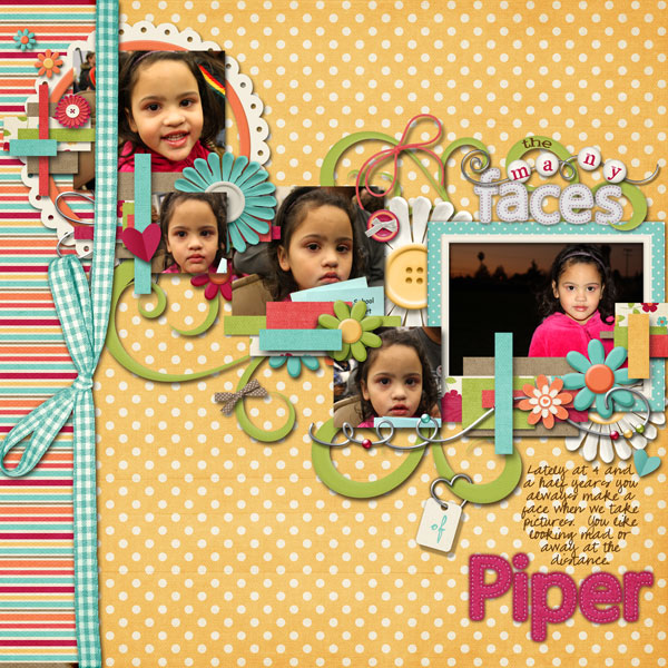 The Many Faces of Piper