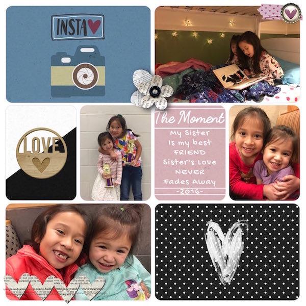 Insta Sisters Love