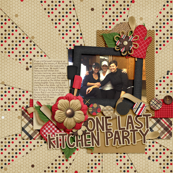 One Last Kitchen Party