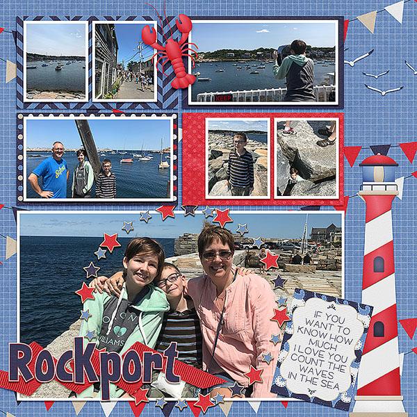 Rockport 2017 R