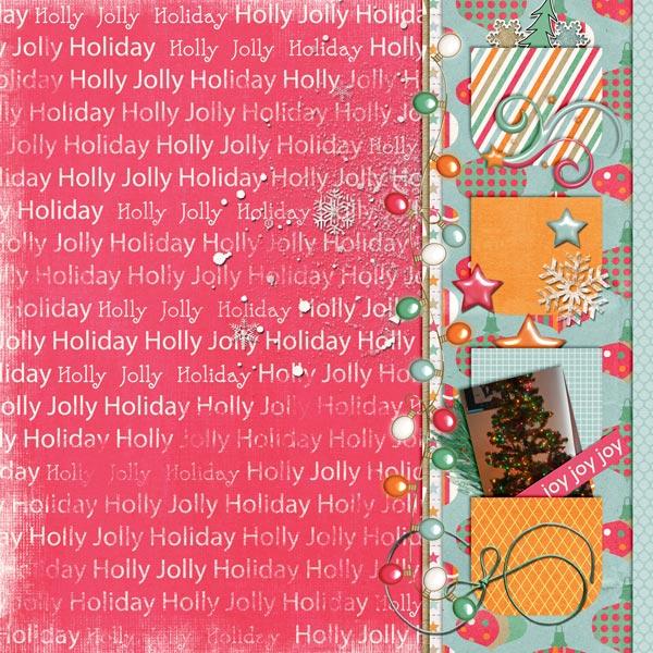 Joy Joy Joy [Prompt #9]