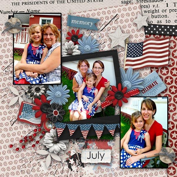 July Memories