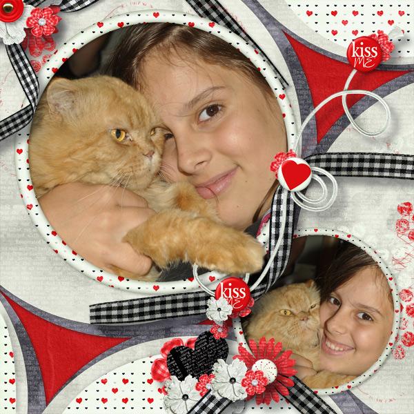 KissMe Cat