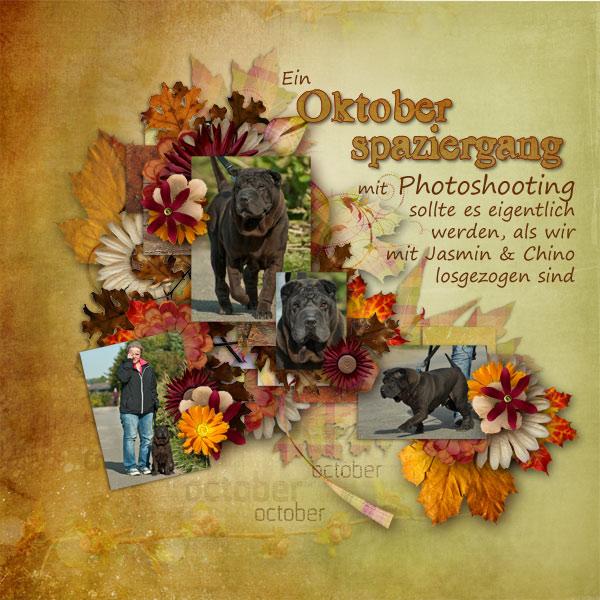 Oktoberspaziergang