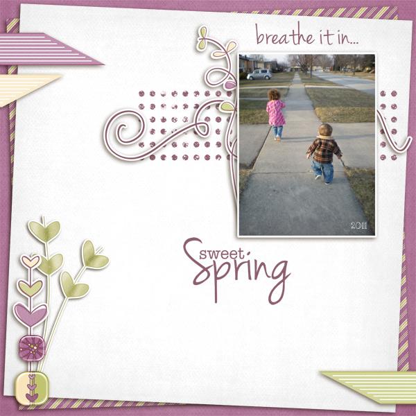 Sweet Spring, 2011