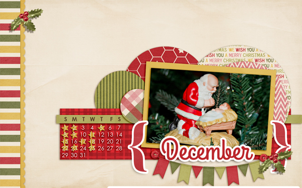 desktop for Dec [nov challenge]